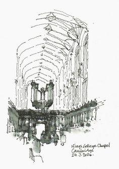 Kings College Chapel Cambridge | by jamesdyson
