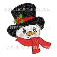 Free on from Cute Embroidery Designs Machine Embroidery Thread, Embroidery Shop, Cute Embroidery, Embroidery Software, Learn Embroidery, Christmas Embroidery, Free Machine Embroidery Designs, Embroidery Techniques, Embroidery Stitches