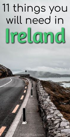Planning a trip to Ireland? Tips from a LOCAL on what to pack for Ireland to be ready for the Irish weather, no matter the season. Ireland Travel Guide, Europe Travel Guide, Travel Destinations, Budget Travel, Travel Guides, Ireland Places To Visit, Cool Places To Visit, Ireland In March, Ireland Weather