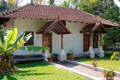Kerala -South Indian Architecture.