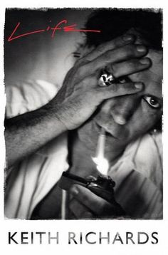 Life, By Keith Richards.