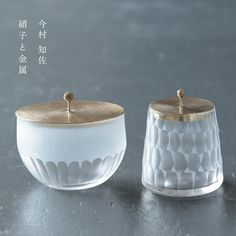 """CLASKA Gallery & Shop """"DO"""" (クラスカ ギャラリー&ショップ ドー)は、伝統の手仕事でつくられる工芸品からデザイナーによる新しいプロダクトまで、今の日本の暮らしに映えるアイテムを新しい視点で集めたライフスタイルショップです。 Korea Style, Design Crafts, Product Design, It Is Finished, Glass Art, Korean Style, Jar Art"""