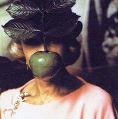 1972 Rothschild (Illuminati) party - Apple from garden of eden