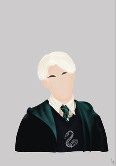 Draco Malfoy Aesthetic, Slytherin Aesthetic, Outline Art, Outline Drawings, Harry Potter Canvas, Pictures To Draw, Profile Pictures, Hogwarts, Cartoon