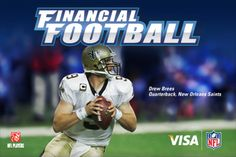 Financial Football ($0.00) The NFL and Visa have teamed up to create this engaging, interactive game, designed to improve financial literacy. With Financial Football, you can test your money management skills by answering financial questions. Correct answers will allow you to move down the field and score touchdowns. Fast-paced, fun and challenging for all ages, the game has three levels of play and puts you at the center of the action — giving you the ultimate personal finance workout.