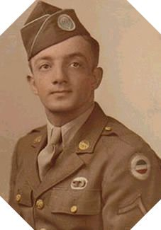 The real life George Luz. He was portrayed by Frank Gomez in Band of Brothers.