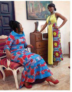 from Uniwax 16 magazine 2 Latest African Fashion Dresses, African Print Dresses, African Dress, Afro Style, Africa Fashion, African Design, Ankara Styles, Contemporary Fashion, African Women