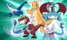 pokemon dragon