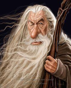Gandalf (JORGE RESTREPO H)