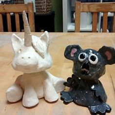 Make your own bobble head! Workshops coming this fall. #bobbleheads #clay…