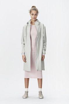Base Jacket Long - Moon (w) Things To Buy, Stuff To Buy, Birthday Wishlist, Rain Wear, Danish Design, Fall Outfits, Duster Coat, Jackets For Women, Female