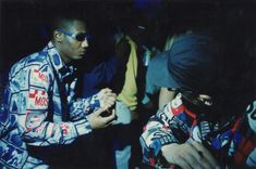 UK Garage, Jungle, and Fashion Will Always Be Connected - Noisey