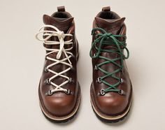 TANNER GOODS x Danner Mountain Trail Left Bank Boots