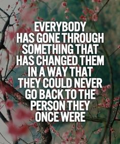 They Could Never Go Back - Best Life Quote