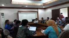 Kepala UPPD Dursaw rapat Balance Scorecard bersama jajaran Kecamatan yang berada di Wilayah Jakarta Timur