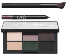 NARS Color Collection Fall 2015 - NARSissist Six Appeal Hardwired Eye Kit – Limited Edition – $59.00