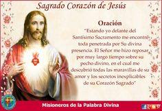 Misioneros de la Palabra Divina: SAGRADO CORAZÓN DE JESÚS