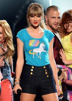 Taylor at the Billboard Music Awards