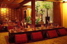 Thai Garden (C/ Diputació 271-273) Find the best international #restaurants in #Barcelona city by clicking on the image!