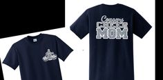 Excited to share this item from my shop: Cheerleader Shirt, Cheer Mom Shirt, Custom Cheerleader Shirt, Personalized Cheer Mom Shirt, Fast Shipping Cheer Coach Shirts, Cheerleading Shirts, Team Shirts, Spirit Shirts, Order Checks, Custom Shirts, Colorful Shirts, Just For You, Etsy Shop