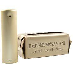 Parfum emporio armani , She ! Juste classe !