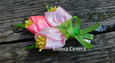 Букет тюльпанов / МК Алина Селега