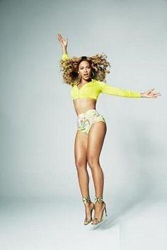 Beyoncé  Shape Magazine
