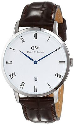 Daniel Wellington Herren-Armbanduhr Analog Quarz Leder DW00100089 - http://on-line-kaufen.de/daniel-wellington/daniel-wellington-herren-armbanduhr-analog-4