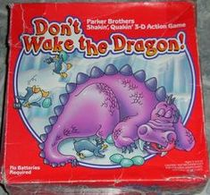 Don't Wake the Dragon! | Board Game | BoardGameGeek