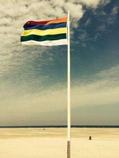 Flag of Terschelling, Midsland aan Zee, Terschelling