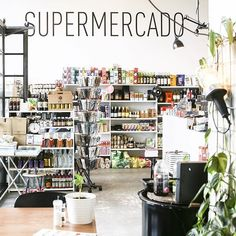 Hola supermercado  This awesome hotspot in Eindhoven is now online at ChapterFriday.com #chapterfriday