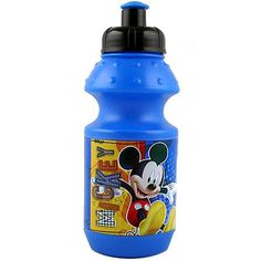 Mickey Pull-Top Water Bottle$4.99