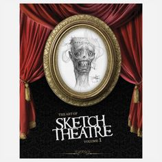 Baby Tattoo Art Books for Kids & Adults The Art of Sketch Theatre Vol 1