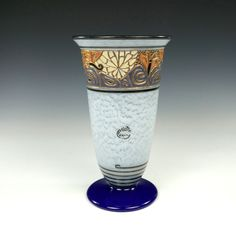 Delatte, an art deco vase - Marco Lagerweij - 20th century decorative arts
