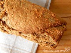 Pão integral caseiro