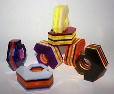 Geo Rings - Lili Colley