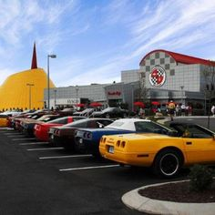 National Corvette Museum in Bowling Green, Ky.