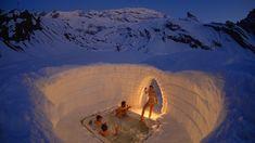 Oh-Elusive-Dream-NYE: The Igloo Village at Engelberg-Titlis, Switzerland