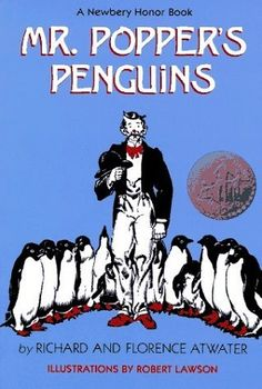 Mr. Popper's Penguins Unit Study Lesson Plans FREE