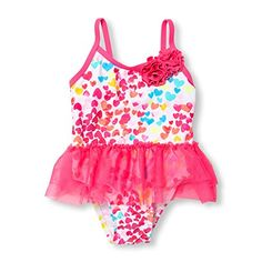 394854a2bc 40 Best Toddler tankinis images | Little girls, Toddler girls, Baby ...