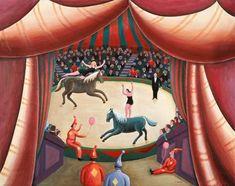 Jerzy  Marek - The Circus Ring