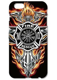 Painting Firefighter Maltese Logo Cell Phone Plastic Hard Cover For iphone 4 5 SE 6 Plus For iPod Touch 4 5 6 Cases Firefighter Drawing, Firefighter Pictures, Firefighter Decor, Firefighter Quotes, Volunteer Firefighter, Firefighters, Firefighter Logo, American Firefighter, S5 Mini