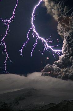 Eyjafjallajökull #Volcano, #Iceland by Sigurdur Hrafn Stefnisson