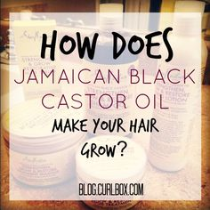 How does Jamaican Black Castor Oil Make your hair grow? -  http://www.shorthaircutsforblackwomen.com/top-50-best-selling-natural-hair-products-updated-regularly/