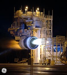 #Water testing on #GEnx #engine //