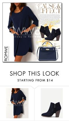 """""""ROMWE 8"""" by woman-1979 ❤ liked on Polyvore featuring Envi:"""