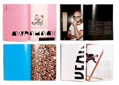 Triboro Design // Bigshot Magazine layout
