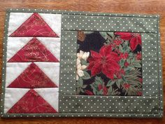 Snack Mat Pattern pdf GEESE by AnniesQuiltCraft on Etsy, $3.60