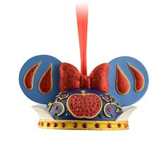 Snow White Ear Hat Ornament - The fairest of them all, Item No. 7509002529588P, $21.95