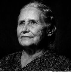 Thank you for the words Doris Lessing. (1919 - 2013)